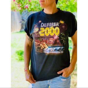Vintage 1998 California 2000 Shirt, Y2K